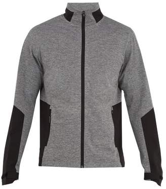 Peak Performance - Zip Through Lightweight Performance Jacket - Mens - Grey
