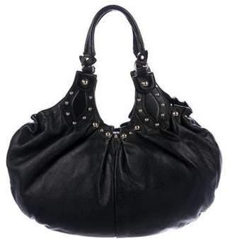 Gucci Leather Pelham Tote