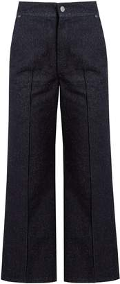Isabel Marant Parsley kick-flare cropped jeans