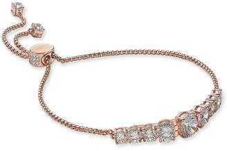 Danori Crystal Slider Bracelet, Created for Macy's