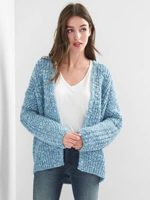 Gap Slouchy open-front cardigan