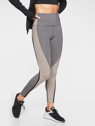 Athleta Spar Colorblock 7/8 Tight