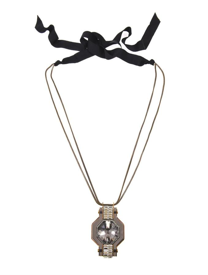 Lanvin Marie Laure Art Deco necklace