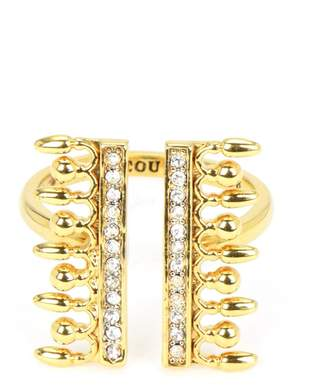 Juicy Couture PEARL AND PAVE RING