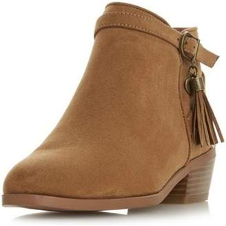 Dorothy Perkins Womens *Head Over Heels by Dune Tan 'Palomma' Ladies Boots