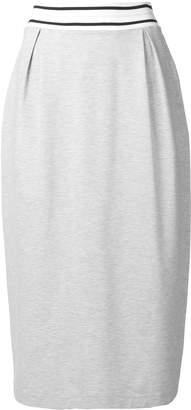 Fabiana Filippi high waisted midi skirt