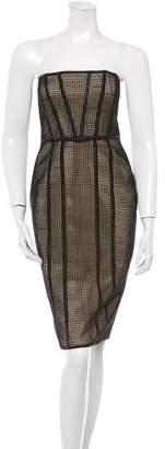 Hakaan Cocktail Mini Dress
