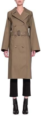 MACKINTOSH Belted Raincoat