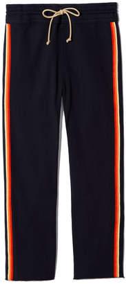 Mother Slim Gym Fray Joggers