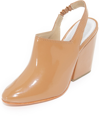 Rachel Comey Kai Slingback Mules $437 thestylecure.com