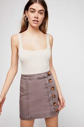 Little Daisies Mini Skirt