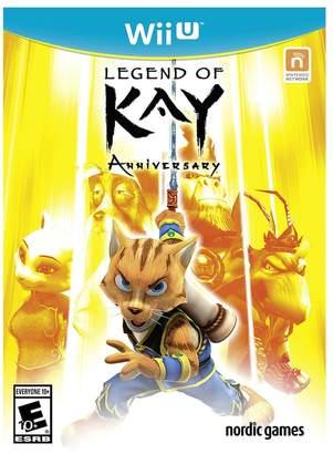 DAY Birger et Mikkelsen Kohl's Legend Of Kay Anniversary for Wii U