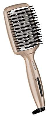 Conair INFINITIPRO BY Diamond-Infused Ceramic Smoothing Hot Brush/Straightening Brush;
