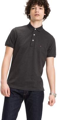 Tommy Hilfiger Slim Fit Luxury Pique Polo