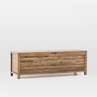 west elm Bay Storage Bench