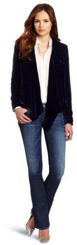 Funktional Women's Velvet Drape Jacket