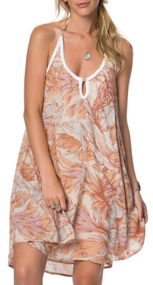 Women's O'Neill Evelyn Halter Dress $54 thestylecure.com