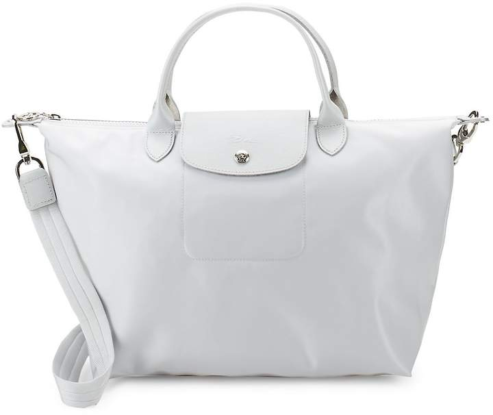 Longchamp Women's Le Pliage Neo Medium Top Handle Bag - MARINE - STYLE