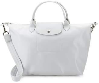 Longchamp Women's Logo Top Handle Shoulder Bag