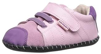 pediped Jake, Baby Girls' Birth Shoes, Pink (Pink), Baby UK ( EU)
