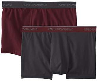 Emporio Armani Core Logoband 2-Pack Boxer Brief