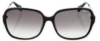 Diane von Furstenberg Regina Gradient Sunglasses