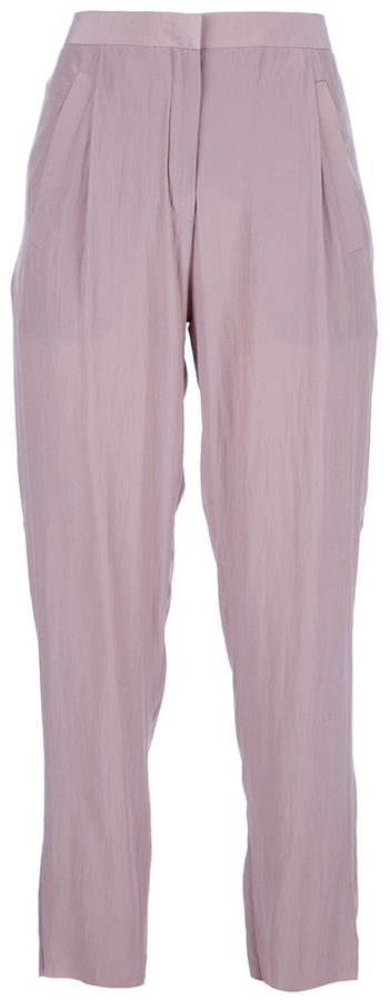 Acne 'Contact' crinkle trouser