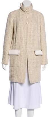 Chanel Paris-Bombay Tweed Coat gold Paris-Bombay Tweed Coat