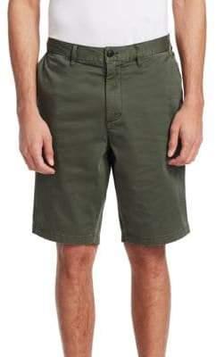Emporio Armani Olive Chino Shorts
