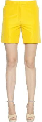 Rochas Silk Faille Shorts