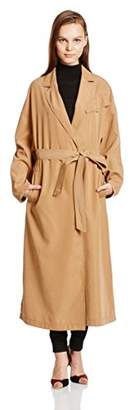Moussy (マウジー) - (マウジー)MOUSSY GOWN TRENCH JK F 0109AB30-5870 BEG 1