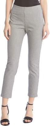 Karen Kane Piper Houndstooth Ankle Skinny Pants