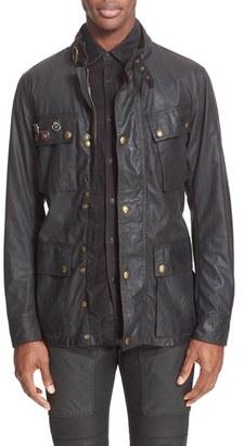 Belstaff 'Trialmaster Vintage' Waxed Cotton Jacket $895 thestylecure.com