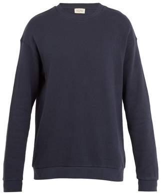 American Vintage Cotton-fleece jersey sweatshirt