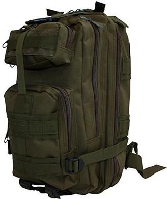 SAS Tactical Military Backpack Daypack Rucksack Padded Shoulder Straps