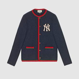 Gucci Jacket with NY YankeesTM patch