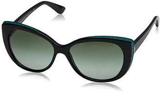 Bulgari Women's 0BV8169Q 901/8G Sunglasses