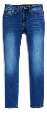 7 For All Mankind TK Slimmy Skinny Fit Jeans - Big Kid
