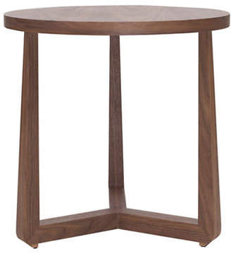 Distinctly Home Large Y-Frame Wood Nesting Table