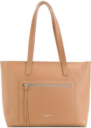 Lancaster zip pocket shoulder bag