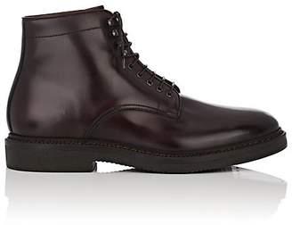 Franceschetti Men's Leather Lace-Up Boots