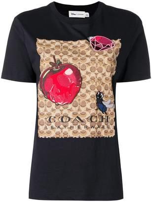 Coach X Disney Snow White signature T-shirt