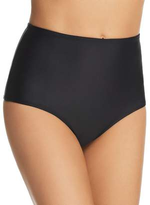 Paper London Fiji High-Waist Bikini Bottom