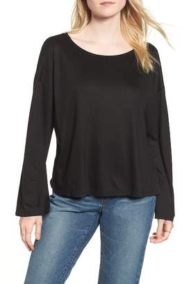 Madewell Libretto Wide Sleeve Top