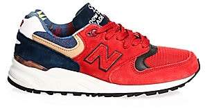 New Balance Men's 999 Asia Suede Sneakers