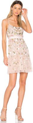 Needle & Thread Blossom Tulle Dress $549 thestylecure.com