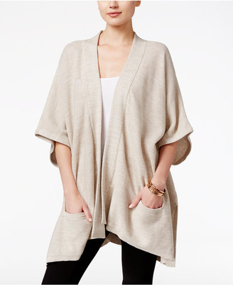 Style & Co. Poncho Cardigan, Only at Macy's $59.50 thestylecure.com