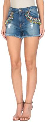 4giveness Denim shorts - Item 42697984QV