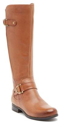 Naturalizer Jillian Knee High Leather Boot - Wide Width Available