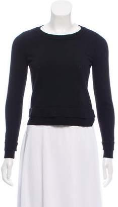 Milly Wool Knit Sweater
